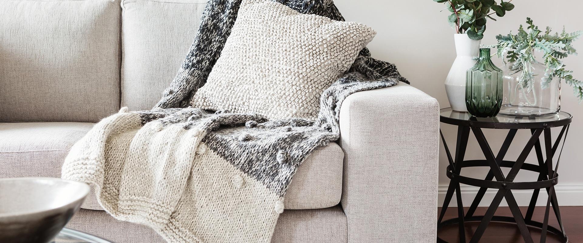 textiles modern style