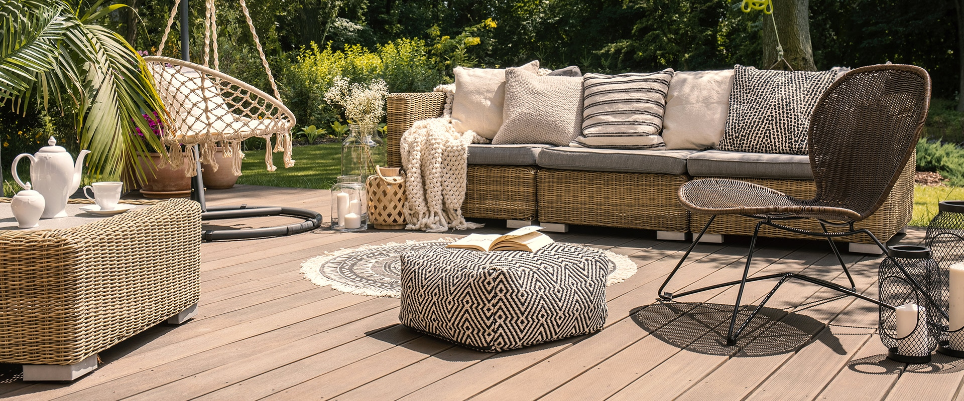 outdoor space or area